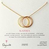 """Dogeared Sparkle Karma"""" Medium Multi-Link Sparkle Karma Necklace"""