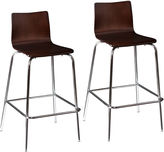 Asstd National Brand Holly And Martin Blence Set of 2 Barstools