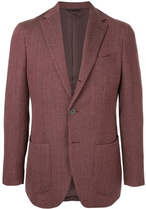 Durban Knit Formal Blazer