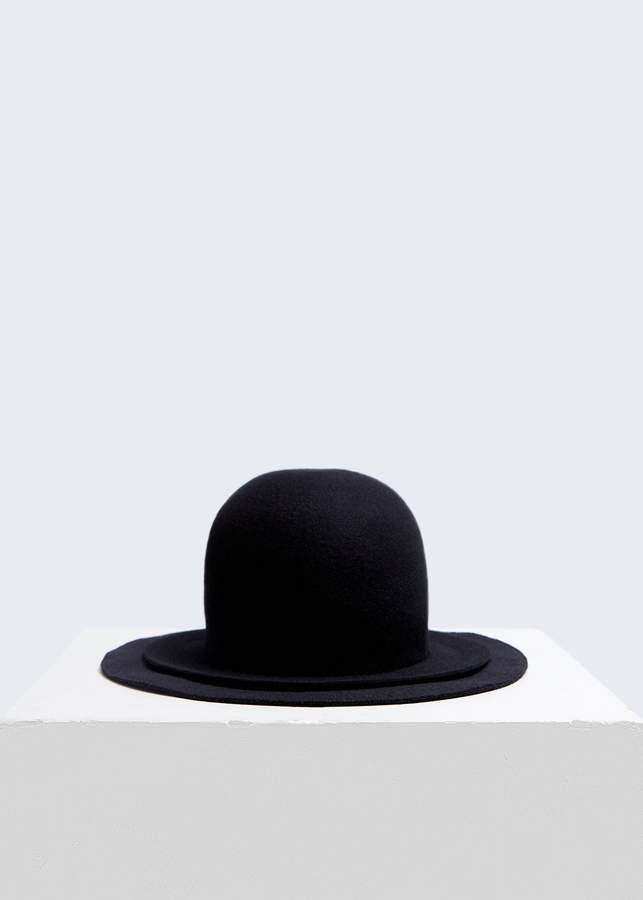 00a2d3fec2d9 Wide Brim Felt Hat - ShopStyle