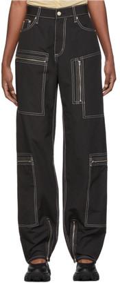 Eytys Black Benz MK Tech Jeans
