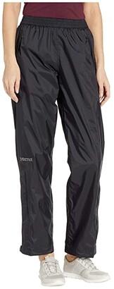 Marmot PreCip(r) Eco Pants (Black) Women's Casual Pants