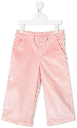 Kenzo Kids Corduroy Trousers