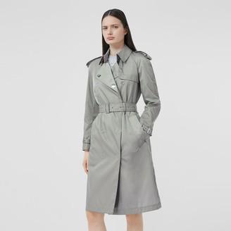 Burberry Press-stud Detail ECONYL Trench Coat