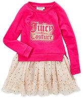 Juicy Couture Toddler Girls) Logo Tutu Dress