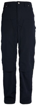 Children of the Discordance Adjustable Cargo Painter Trousers