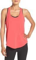 Zella Women's Flow Over Woven Tank