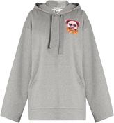 Acne Studios Florida Bears hooded cotton sweatshirt