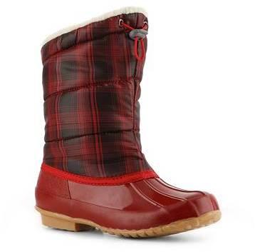 Sporto Debby Plaid Boot