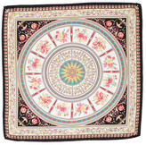 Etro Silk Floral Pocket Square