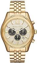 Michael Kors Men's Lexington -Tone Watch MK8494