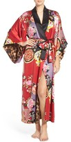 Natori Women's Reversible Kimono Robe