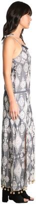 Raga Andrea Slit Maxi Dress