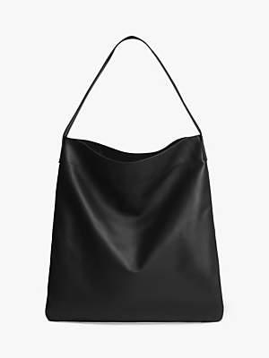 Gerard Darel Lady East/West Leather Tote Bag