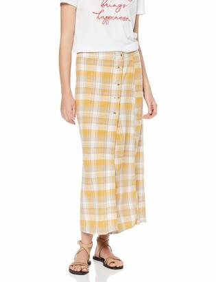 New Look Women's Delilah Check Skirt