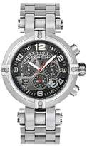 Quantum Power Tech Chronograph Quartz Stainless Steel Men's Quartz Watch with pwg467.350