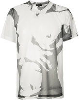 Comme des Garcons pigment dyed T-shirt - men - Polyester - M