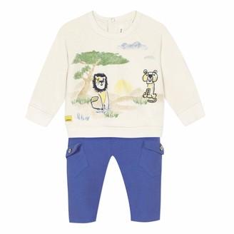 Catimini Baby Boys' Cq36020 Ensemble Long Clothing Set
