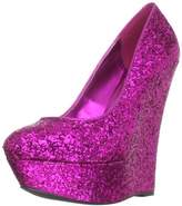 Pleaser USA Women's Luster-20/HPG Platform Pump
