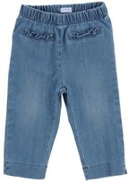 Il Gufo Denim trousers