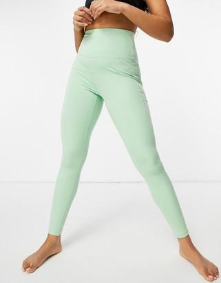 South Beach Yoga leggings in green