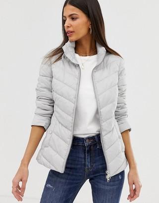 Barbour International Aubern quilt jacket