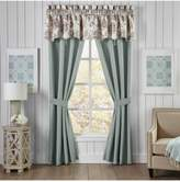 "Croscill Beckett 54"" x 19"" Canopy Window Valance"