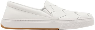 Bottega Veneta Slip-on Maxi Intreccio Sneakers