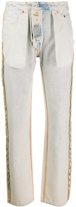 MM6 MAISON MARGIELA Inside-Out Jeans