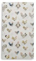 Sur La Table Jacques Pépin Collection Assorted Chickens Guest Napkins, Set of 15
