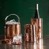 Williams-Sonoma Williams Sonoma Hammered Copper Wine Chiller