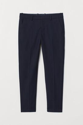 H&M Generous Fit Suit trousers