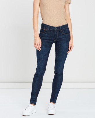 Polo Ralph Lauren Tompkins Skinny Jeans