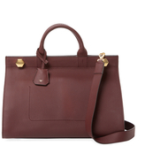 Anya Hindmarch Ephson Leather Top Handle Satchel