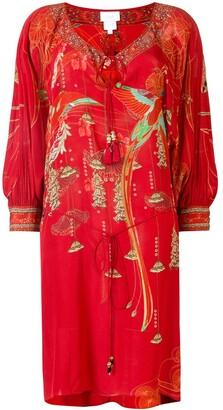 Camilla Tassel Detail Dress