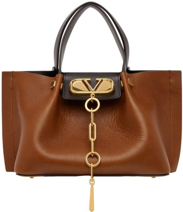f035dabbea9 Tan Leather Shopper Bag - ShopStyle UK