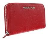 Versace Ee3vobpi2 E500 Red/silver Multifunction Wallet.