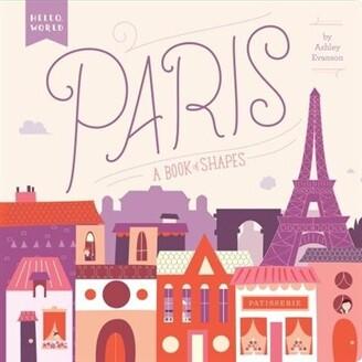 Ashley Evanson Paris: A Book Of Shapes