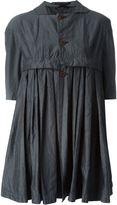 Comme des Garcons lightweight flared coat