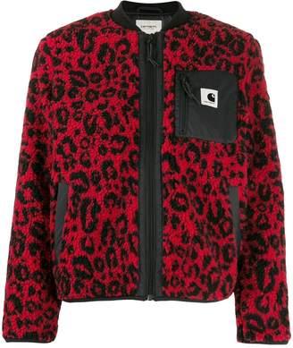 Carhartt WIP textured bomber jacket