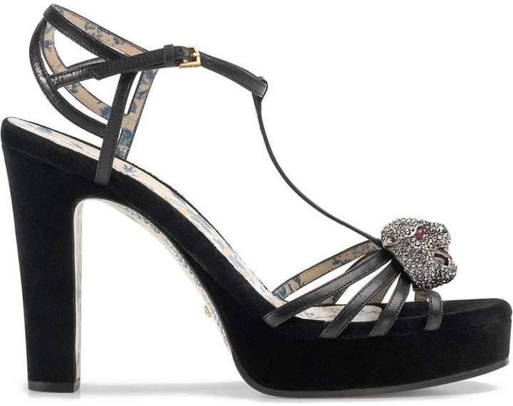 f82f5f96842d Gucci Strap Women s Sandals - ShopStyle