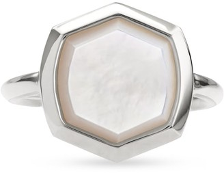 Kendra Scott Davis Sterling Silver Cocktail Ring
