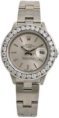 Rolex 1990s pre-owned Datejust 26mm