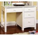 Halvorson Solid Wood Credenza desk Darby Home Co Color: Cherry