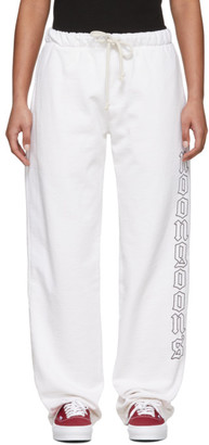 Noon Goons Off-White Icon Sweatpants