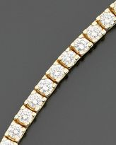 18k Gold Diamond Bracelet (6 ct. t.w.)
