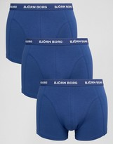 Bjorn Borg 3 Pack Trunks