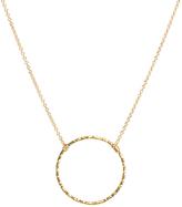 Dogeared KG2041 Medium Sparkle Karma reminder necklace