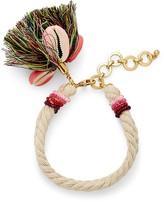 Rebecca Minkoff Lola Rope Bracelet Tassel