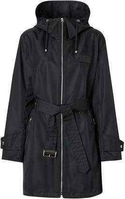 Burberry x ECONYL parka coat
